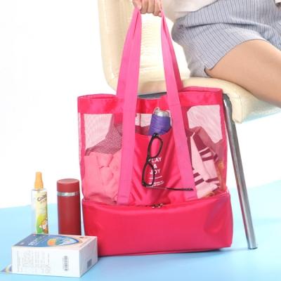 《JMALL》多功能手提保溫袋/保冰袋/野餐袋/購物袋