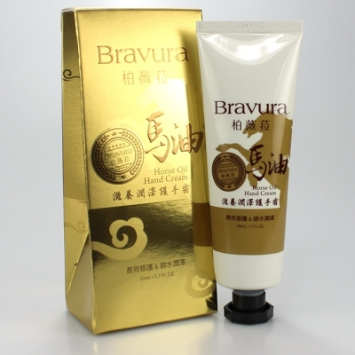 【Bravura】馬油滋養護手霜