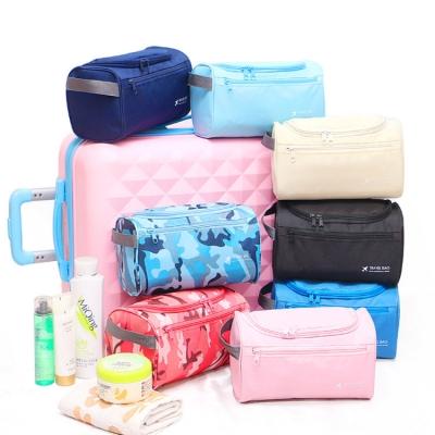 《JMALL》動感運動風筒形防震盥洗包/化妝包