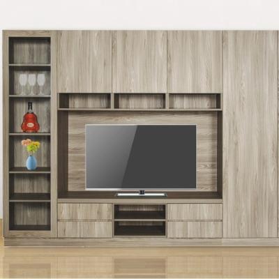 【ARKHOUSE】伯利恆系列-客廳電視專業收納展示視聽櫃 W300*H218*D50