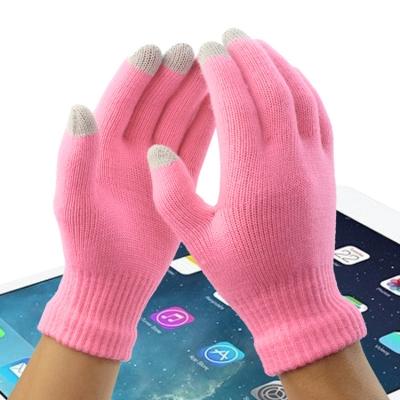 《JMALL》時尚觸控加絨保暖手套