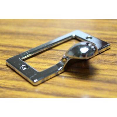 《JMALL》可插標示牌金屬公文櫃抽屜把手