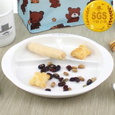 【Mr.nT 無毒先生】安心無毒耐摔耐熱兒童餐盤