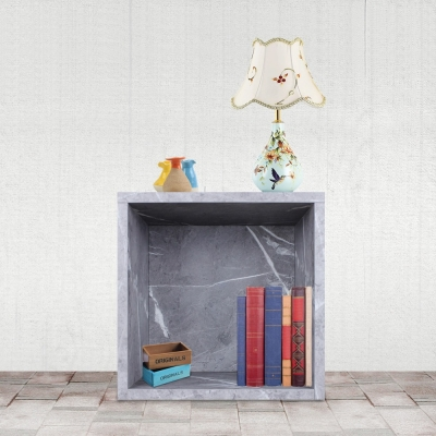 【雅客家居】百變可自由堆疊多功能方型DIY積木櫃/小方凳/小茶几