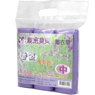 親密寶貝 香氛清潔袋/垃圾袋(中) 55x65cm/500g±5%