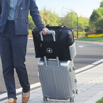 《JMALL》行李箱拉桿適用 耐磨耐用防潑水旅行袋