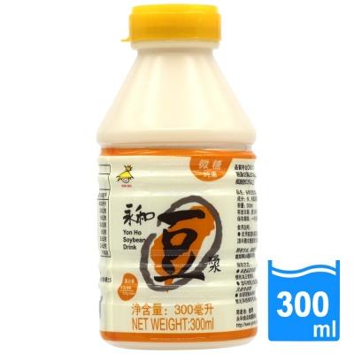 台灣生產 永和豆漿-原味(300ml/瓶) FDM005-1