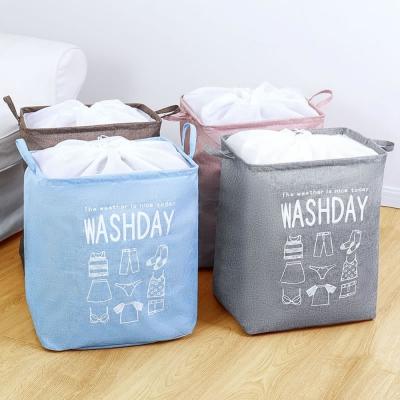 (不能超取)《WEEKEIGHT》超級巨無霸100L可褶疊收納棉被收納籃/洗衣籃/玩具袋