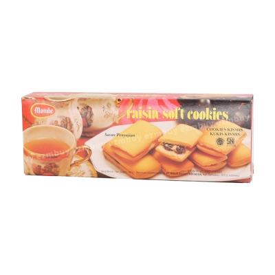 [即期品]Monde奶香葡萄夾心餅(8包/盒) FPC004