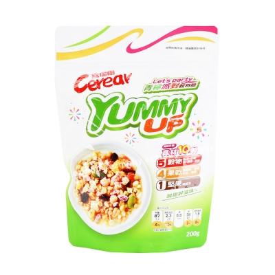 [即期品]喜瑞爾YUMMY UP青檸派對穀物脆(200g/包) FPC005