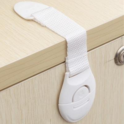 《JMALL》防兒童開門布製簡易冰箱鎖/衣櫃鎖/櫥櫃鎖(2入)