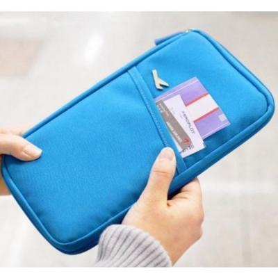《JMALL》韓版小飛機多功能護照包/證件包