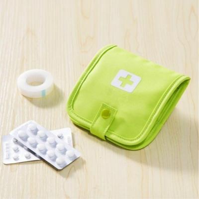 《JMALL》外出旅行用隨身攜帶藥品收納包